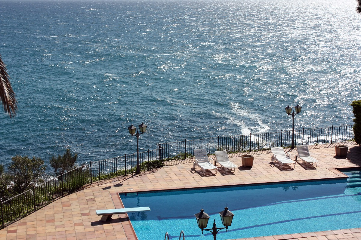 Property For Sale at Magnificent sea facing mansion in Blanes