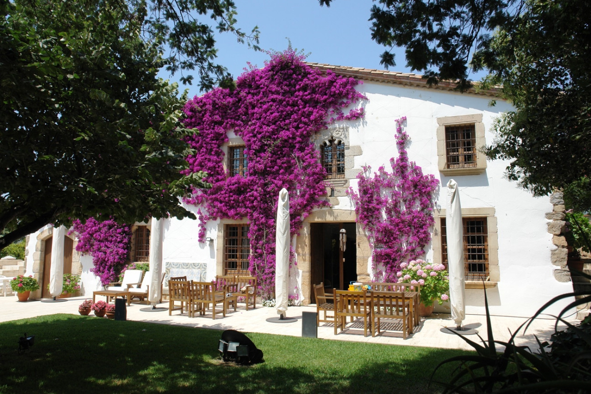Single Family Home for Sale at Unique masia only 400m from the beach of S'Agaró S'Agaro, Costa Brava 17248 Spain