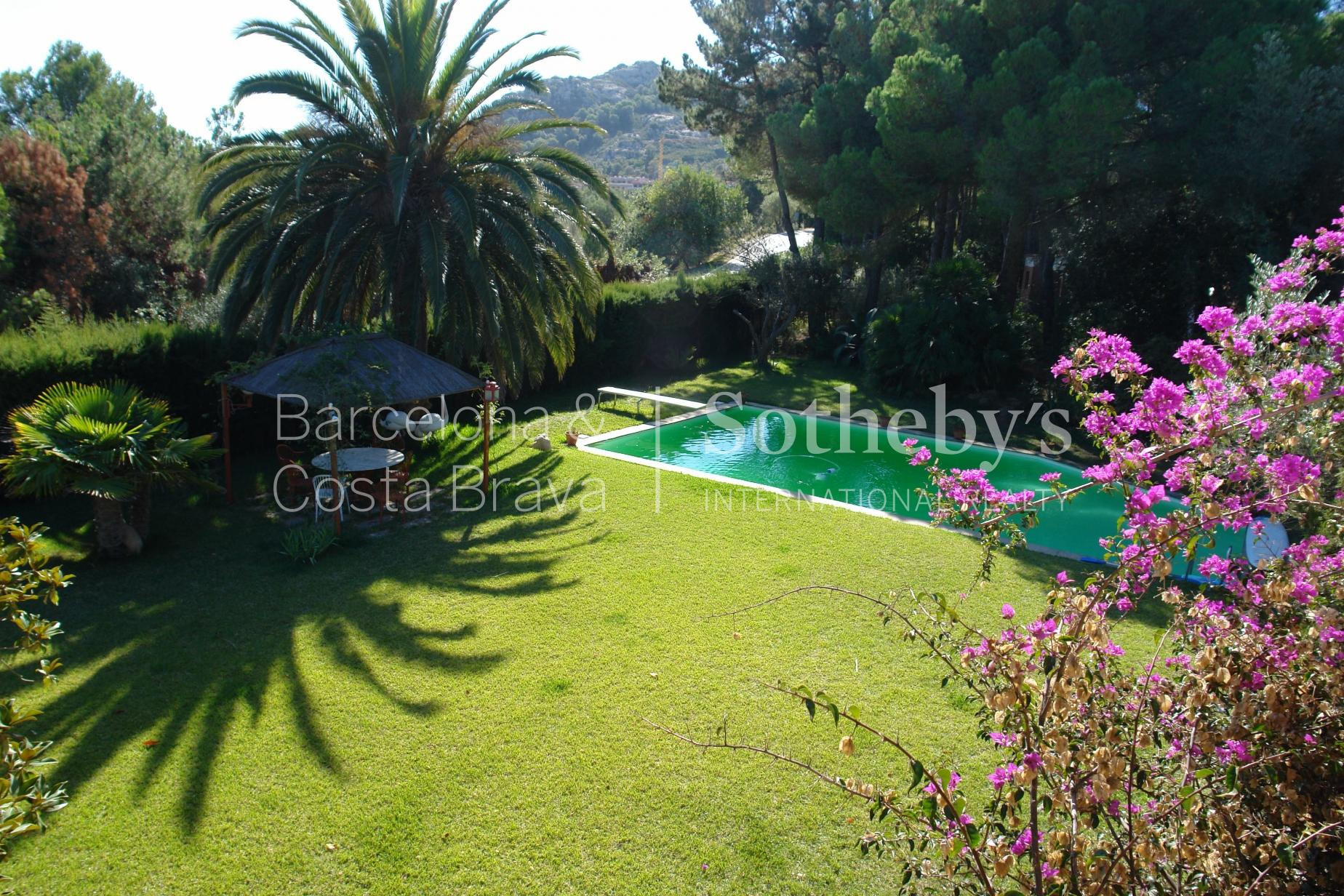 Single Family Home for Sale at Casa in exclusive area near the sea Begur, Costa Brava 17255 Spain