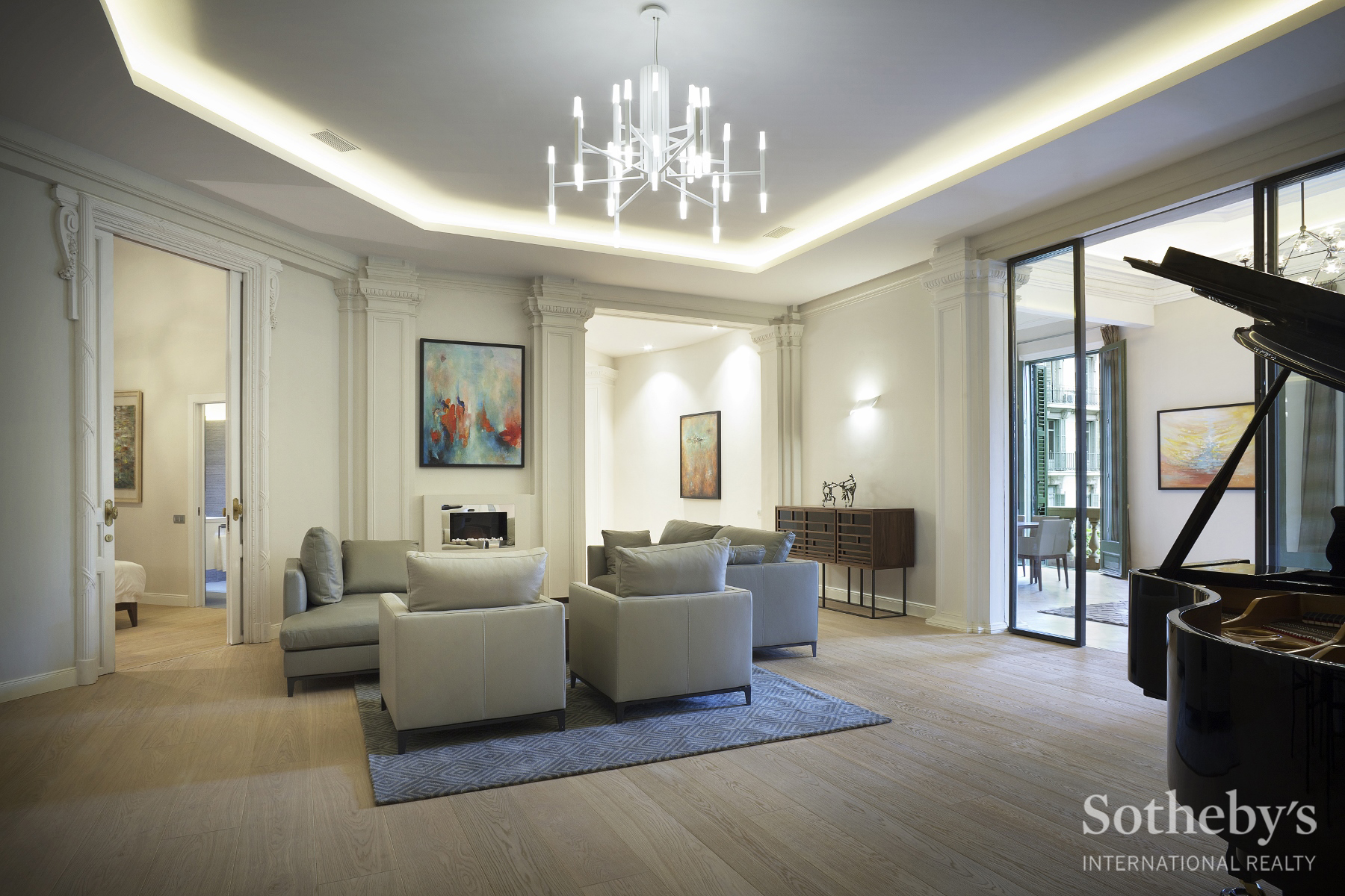 Apartment for Sale at Sophisticated Apartment for Sale Eixample, Barcelona City, Barcelona 08007 Spain