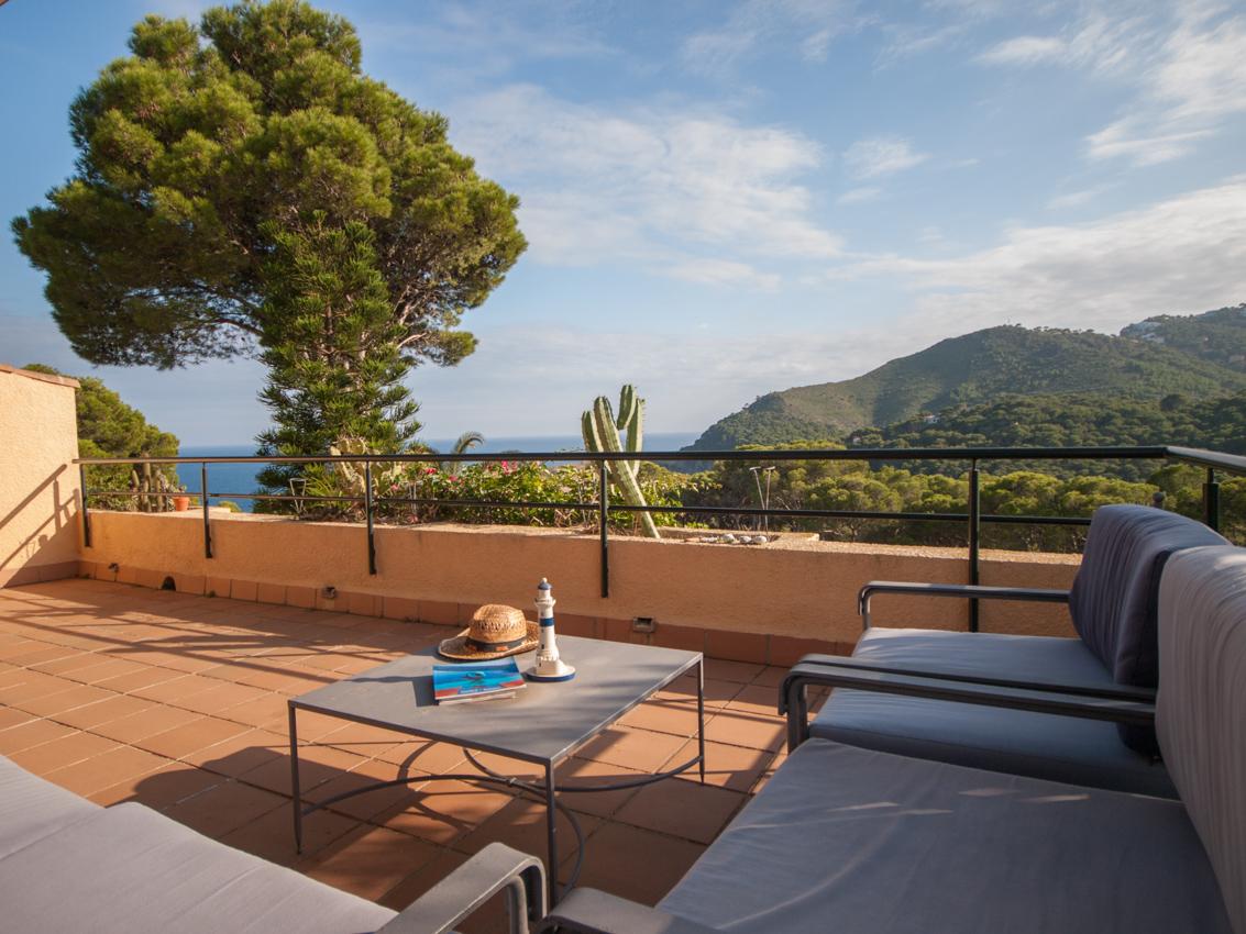 Vivienda unifamiliar por un Venta en Opportunity to purchase house with views near the sea Begur, Costa Brava, 17255 España