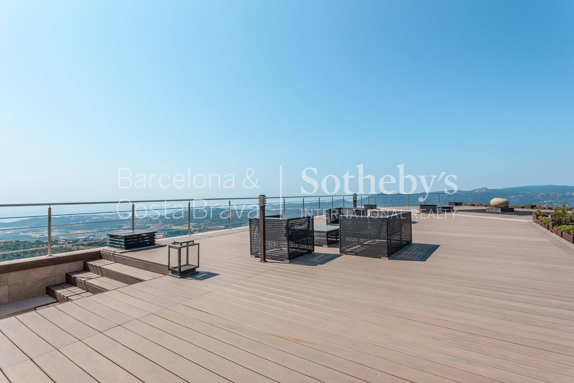 Property For Sale at Magnificent modern villa with sea views