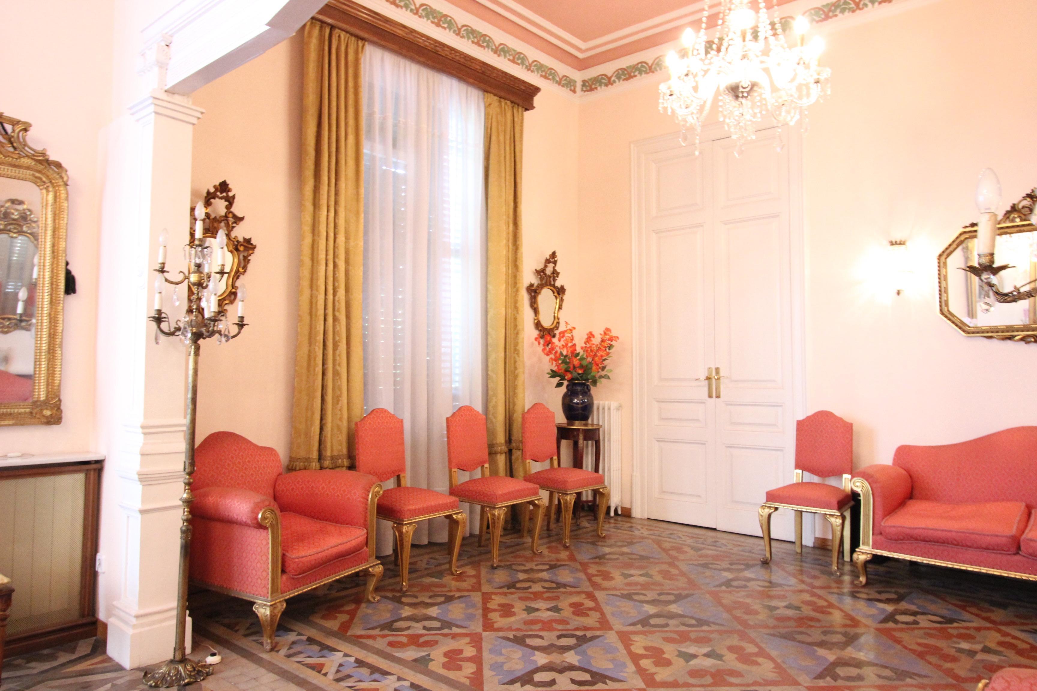 Apartamento por un Venta en Modernist Apartment For Sale in the Left Eixample Eixample, Barcelona City, Barcelona, 08007 España