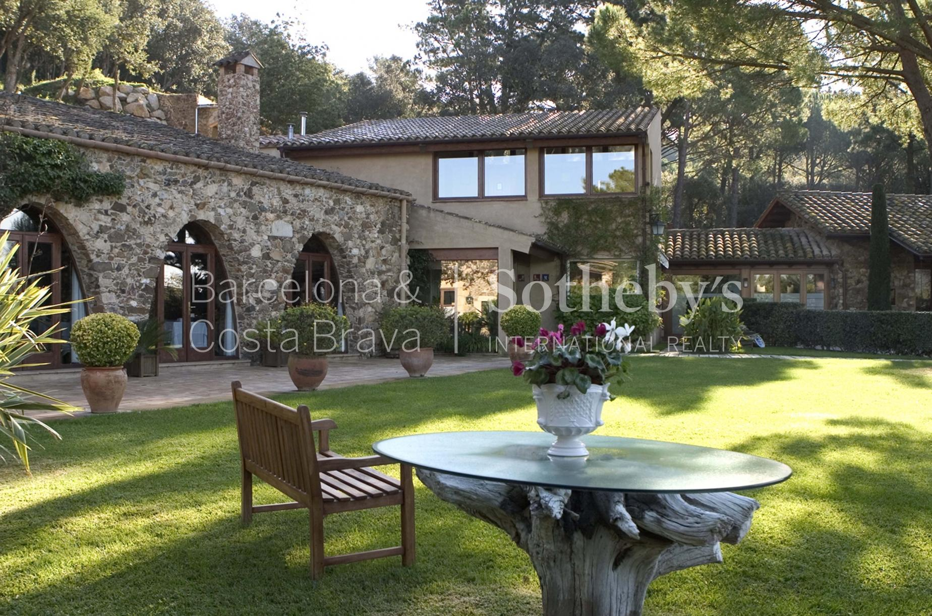 Single Family Home for Sale at Country house located close to Calella de Palafrugell Other Cities Baix Emporda, Barcelona 17001 Spain