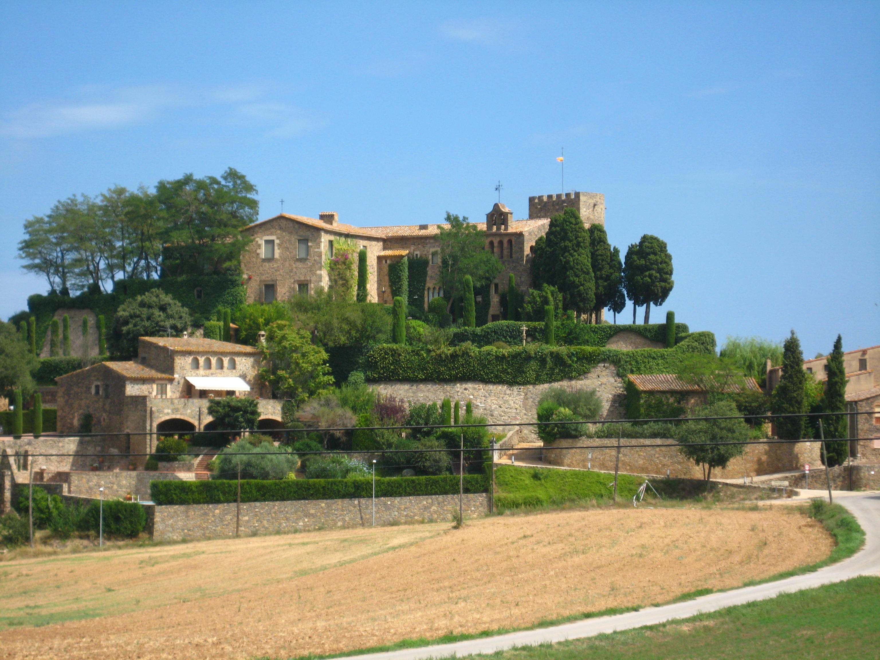 Single Family Home for Sale at Castle in Baix Empordà Other Cities Baix Emporda, Barcelona, 17001 Spain