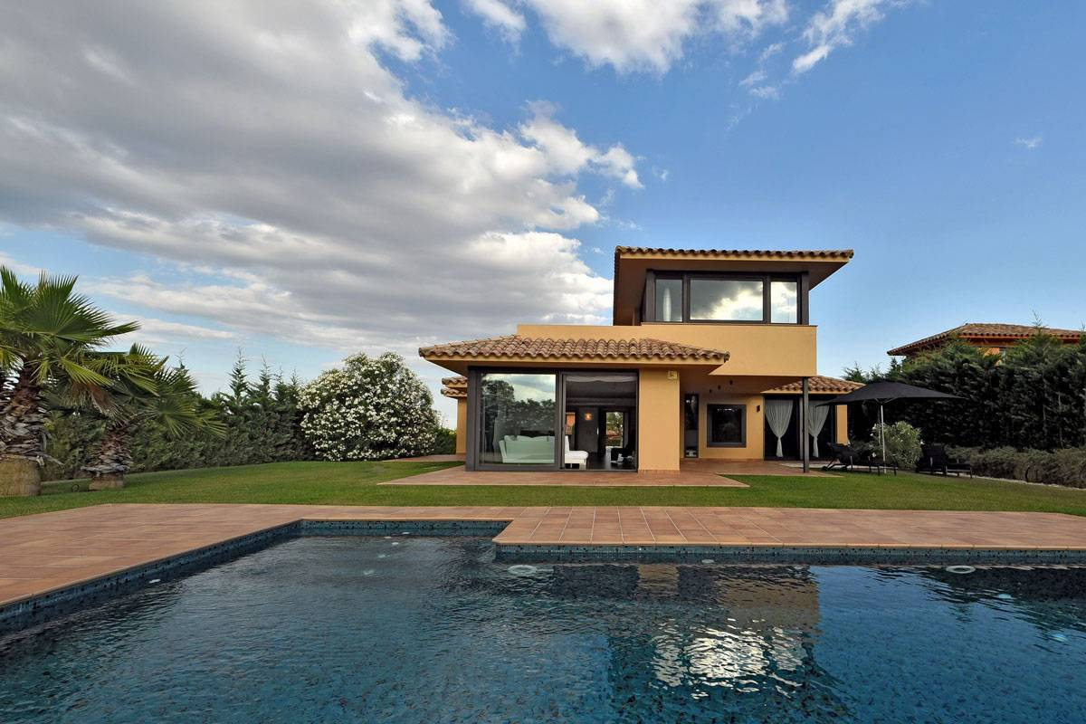 Single Family Home for Sale at Luxury Villa in Golf Club Torremirona Other Cities Alt Emporda, Barcelona, 17600 Spain