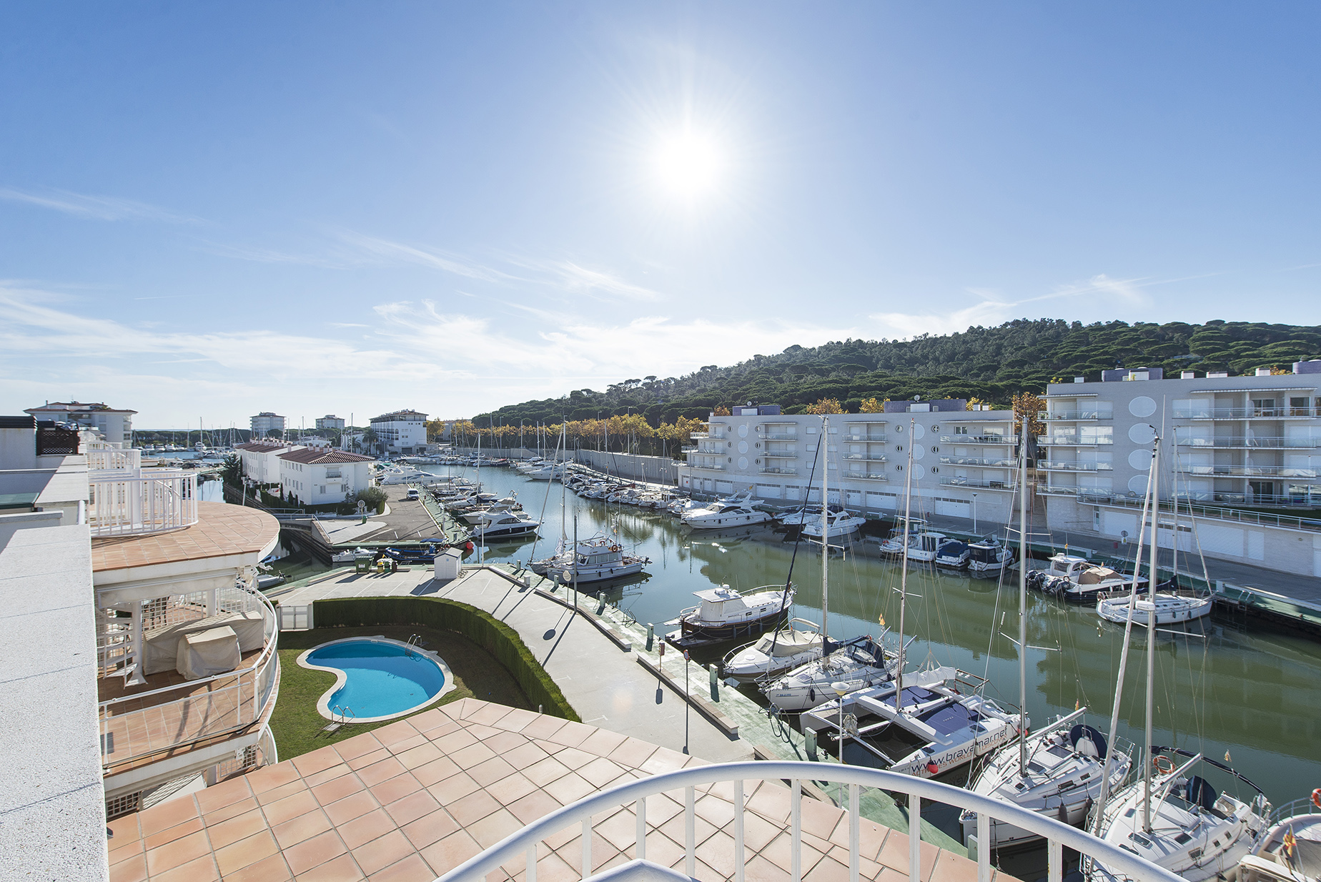 Apartment for Sale at Penthouse in the port of Playa de Aro Playa De Aro, Costa Brava 17250 Spain