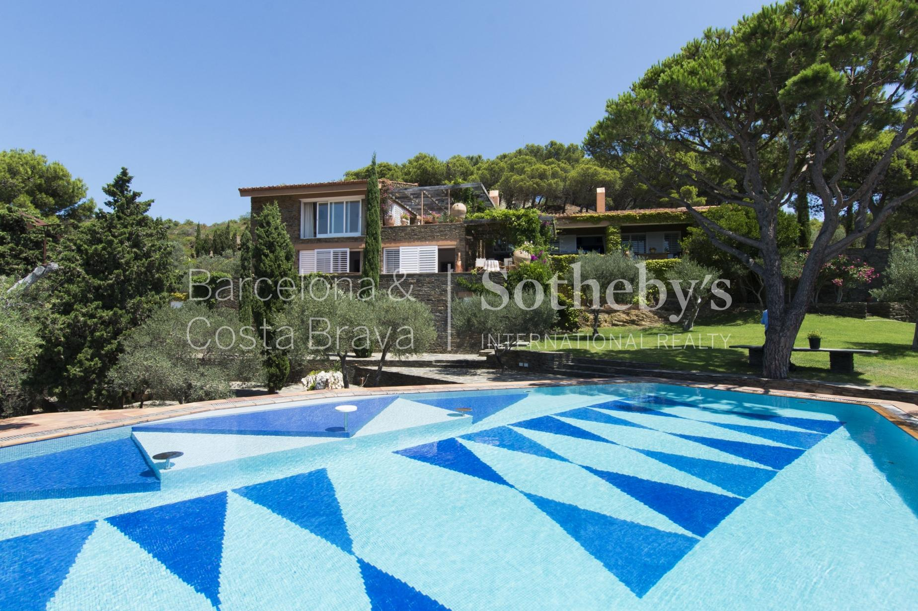 Property For Sale at Unique Beach Property in Cadaques.