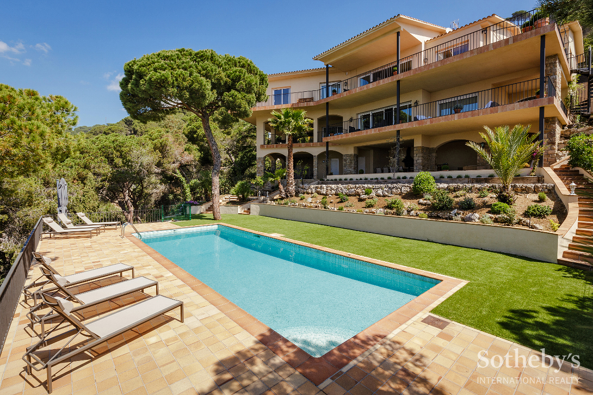 Single Family Home for Sale at The House of the Sea: for Sale in Cabrils Cabrils, Barcelona 08348 Spain