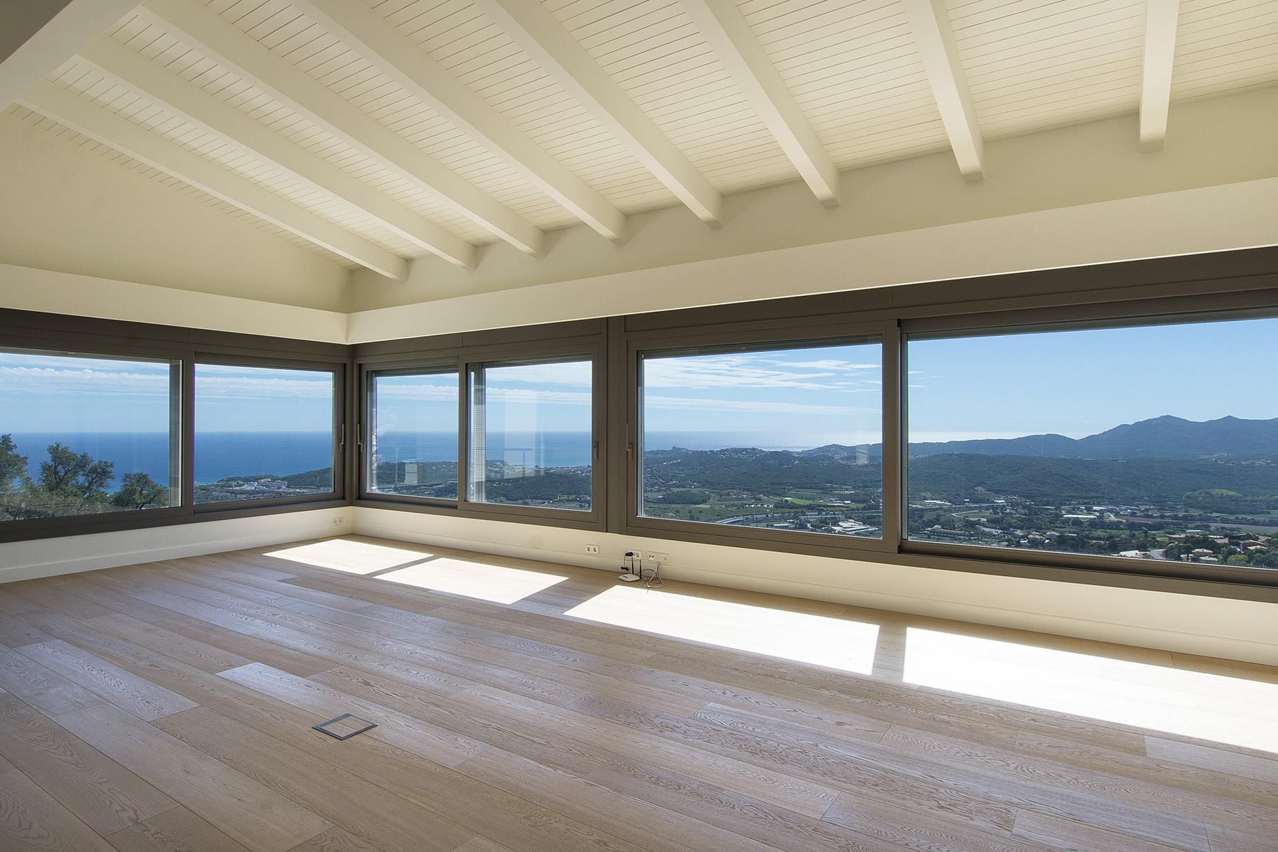 Single Family Home for Sale at Newly built villa with panoramic sea views Playa De Aro, Costa Brava 17250 Spain