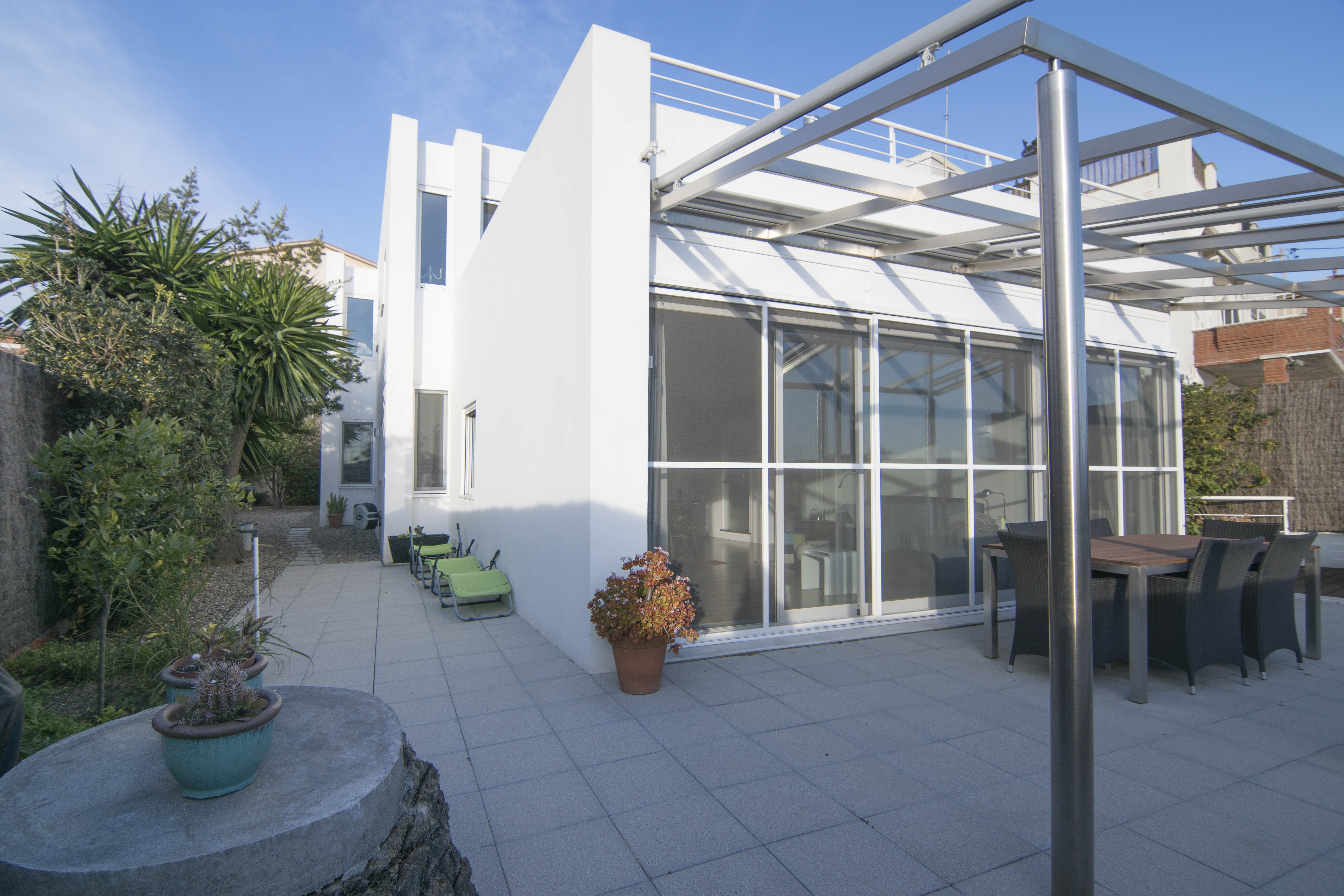 Single Family Home for Sale at Totally Reformed Chalet Within Walking Distance from the American and German ... Sant Just Desvern, Barcelona, 08960 Spain