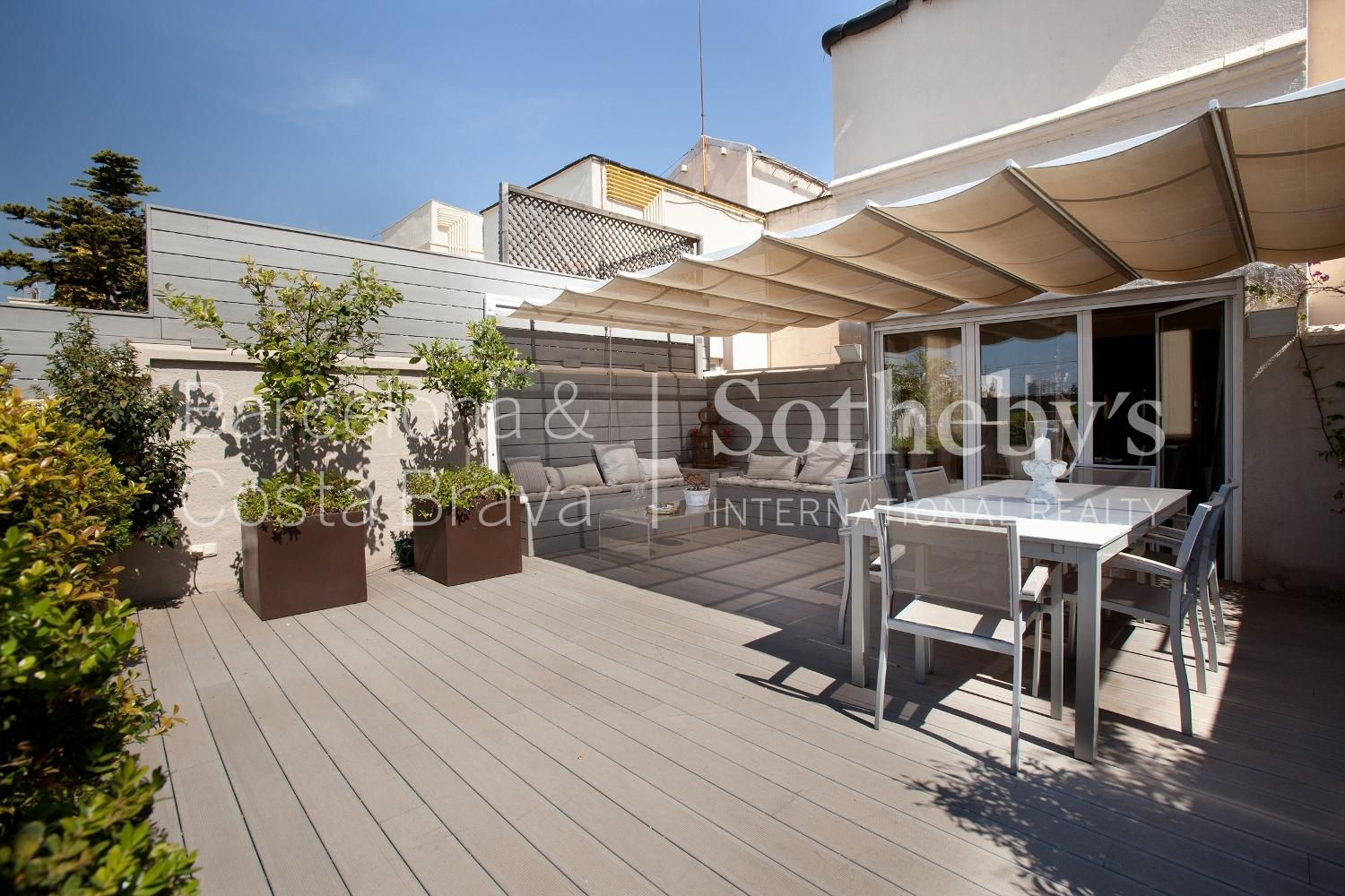 公寓 為 出售 在 Spectacular Duplex Penthouse with Magnificent Terraces and a Tourist License ... Eixample, Barcelona City, Barcelona 08007 西班牙