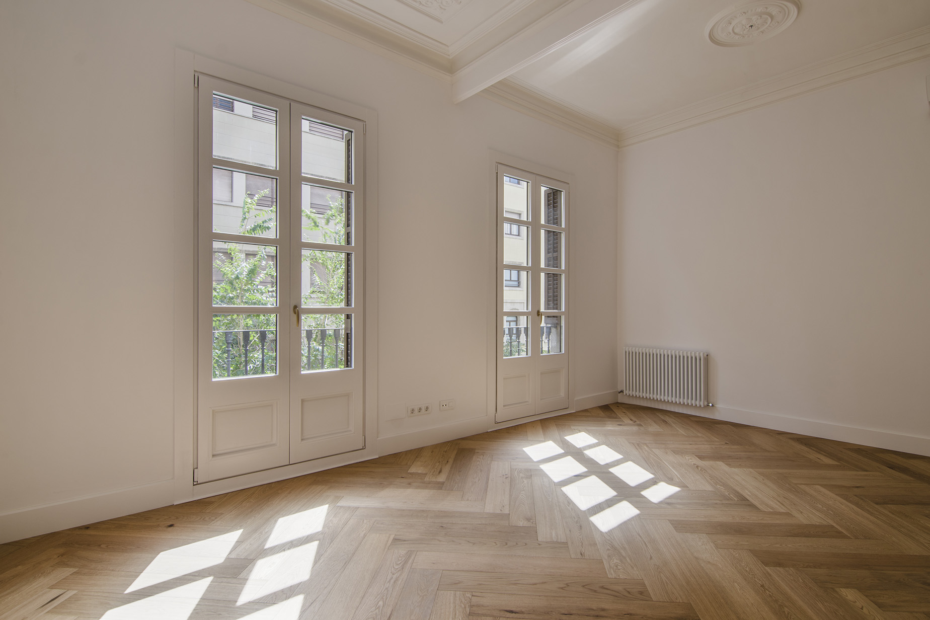 Apartment for Sale at Refurbished apartment 2 minutes from Paseo de Gracia Eixample, Barcelona City, Barcelona, 08007 Spain
