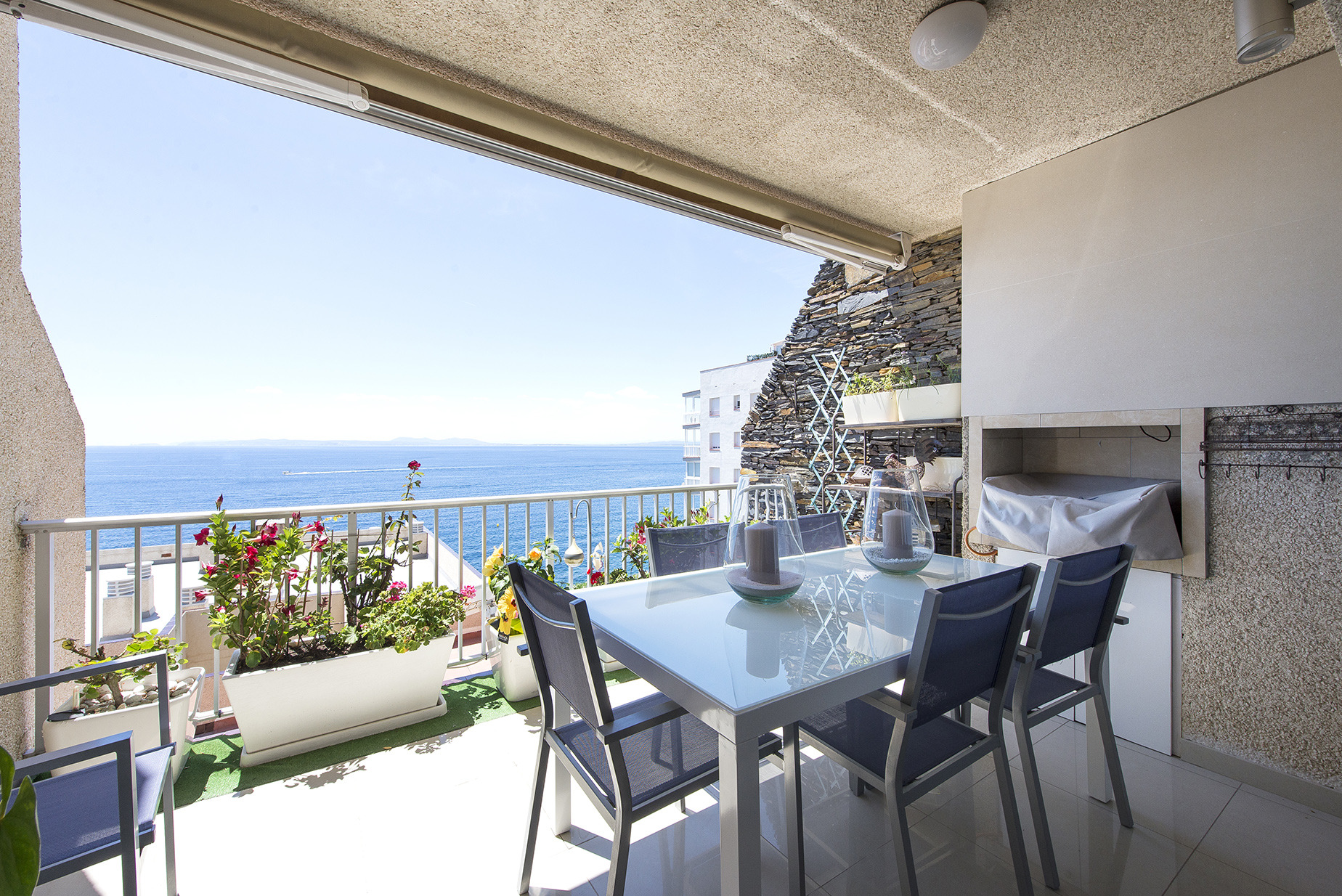 Apartment for Sale at Beautiful apartment on the seafront in Roses Roses, Costa Brava, 17480 Spain