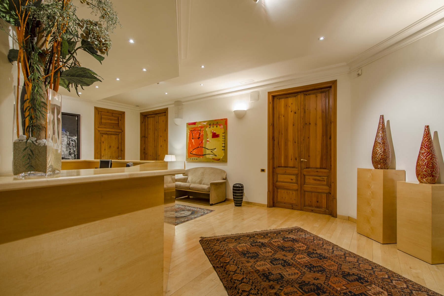 Apartment for Sale at Elegant Property with a Terrace in Eixample Derecho Eixample, Barcelona City, Barcelona, 08007 Spain