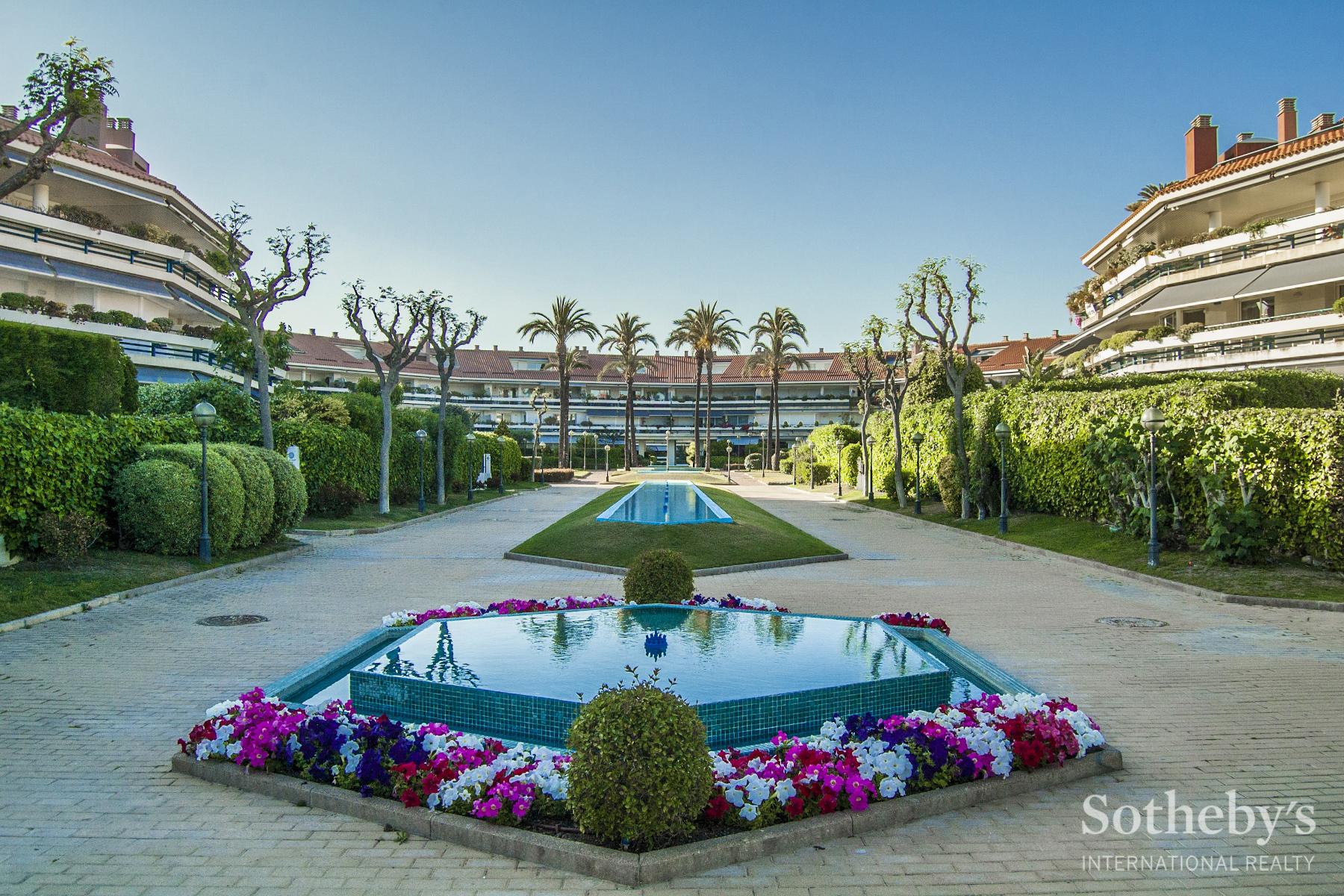 Wohnung für Verkauf beim Magnificent duplex penthouse in Sitges Sitges, Barcelona 08870 Spanien