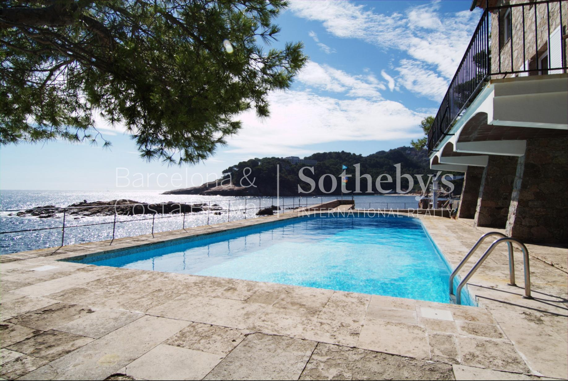 Property For Sale at Property in Aiguablava: a singular house facing the sea