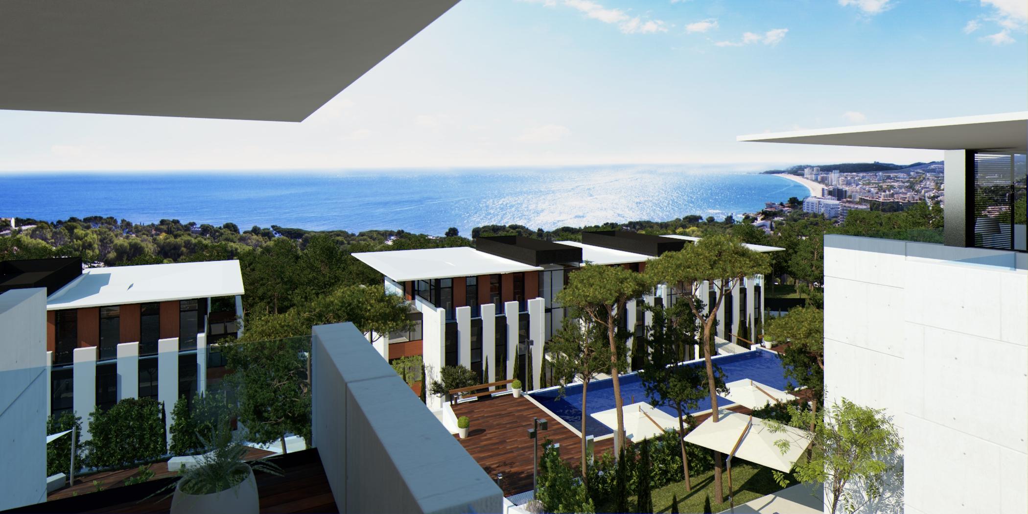 Appartement pour l Vente à First floor apartment in a new exclusive development Playa De Aro, Costa Brava, 17250 Espagne