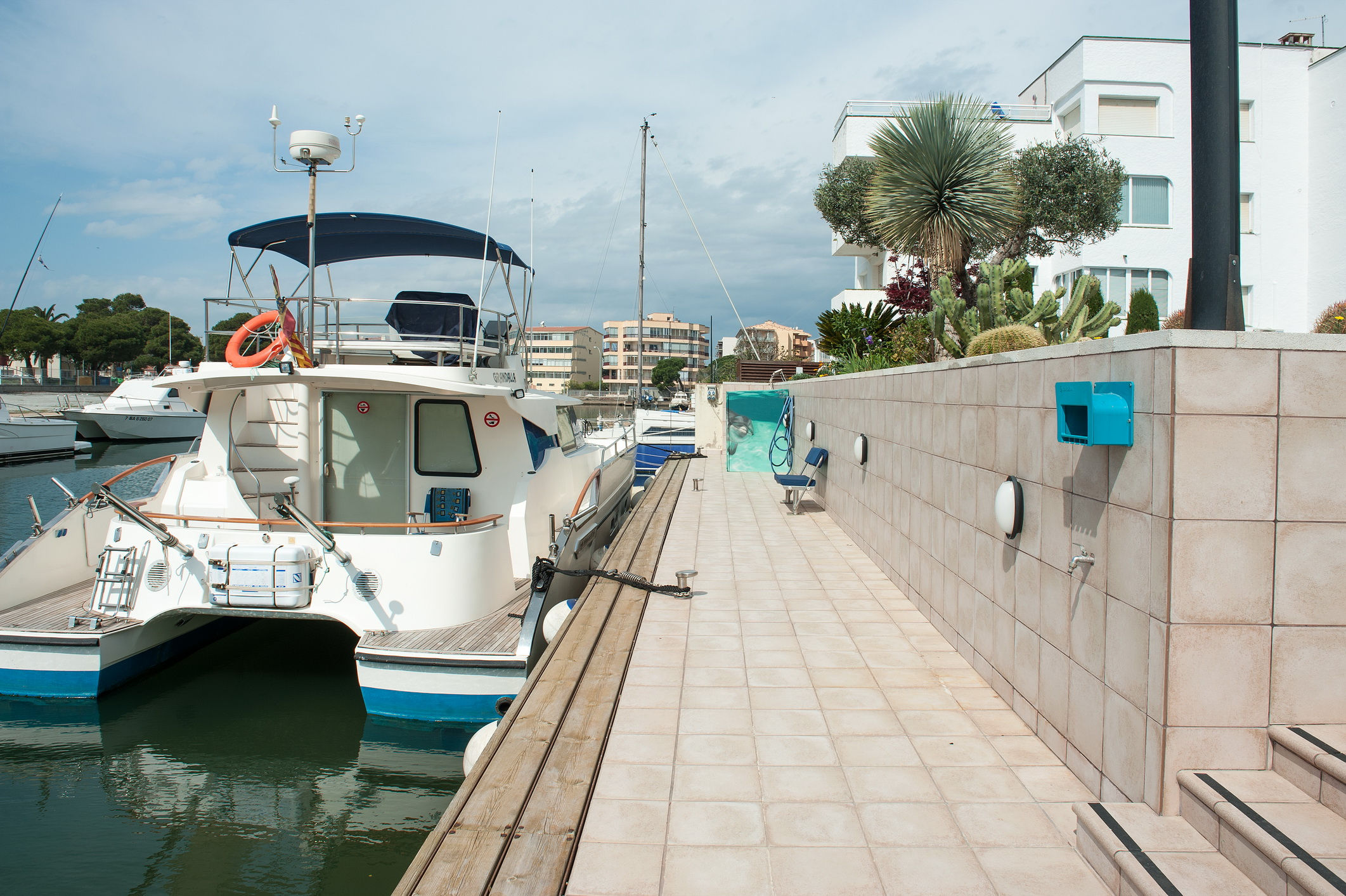 sales property at Great property for boat lovers