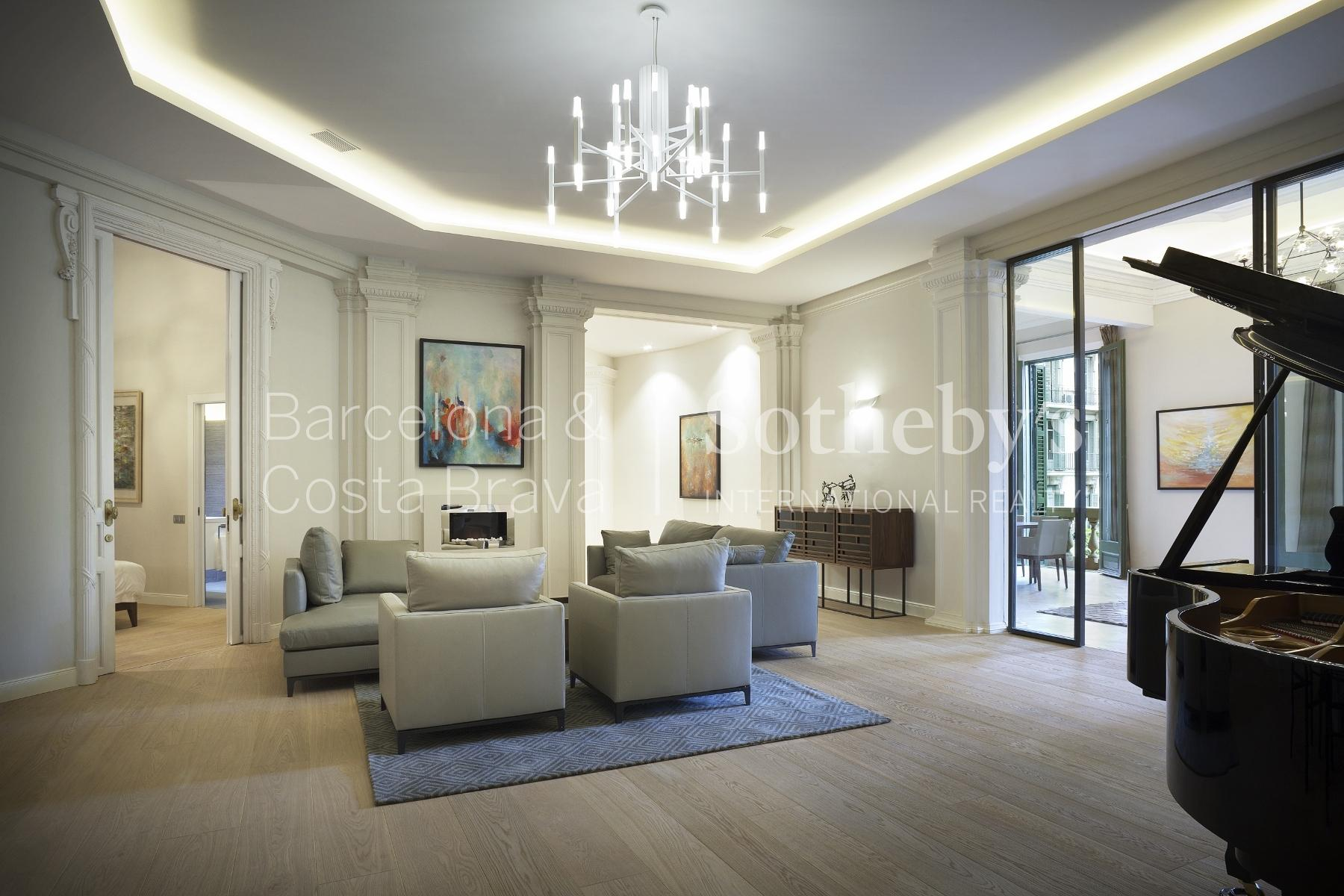 公寓 為 出售 在 Sophisticated Apartment for Sale Eixample, Barcelona City, Barcelona 08007 西班牙