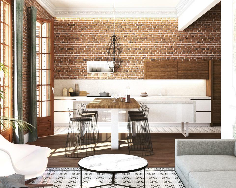아파트 용 매매 에 Modernist apartment close to Cataluña Square Barcelona City, Barcelona, 08007 스페인