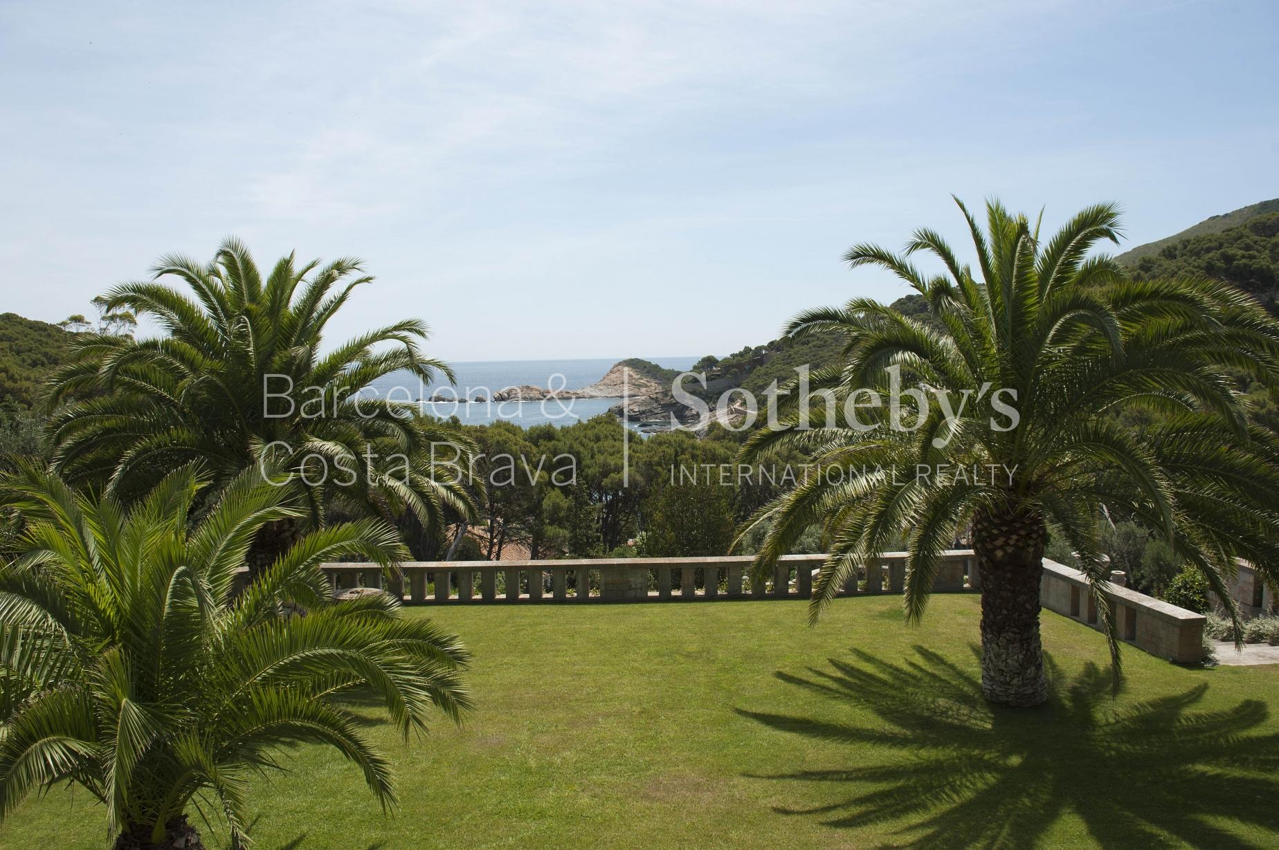 Property For Sale at Historic estate for sale in a special setting of Begur