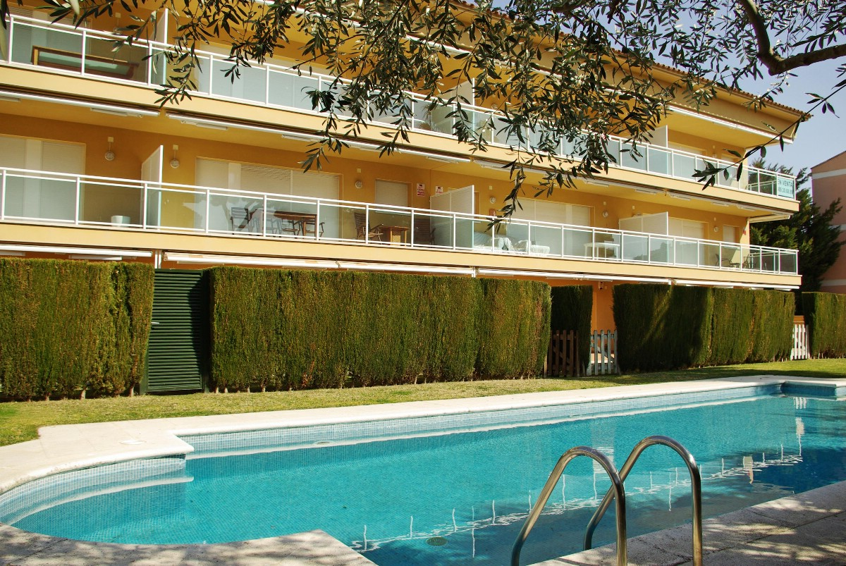 Apartment for Sale at Central apartment with private garden Playa De Aro, Costa Brava 17250 Spain