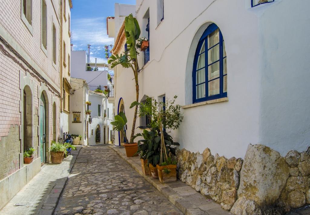 一戸建て のために 売買 アット Ibizan style house in the center of Sitges Sitges, Barcelona 08870 スペイン