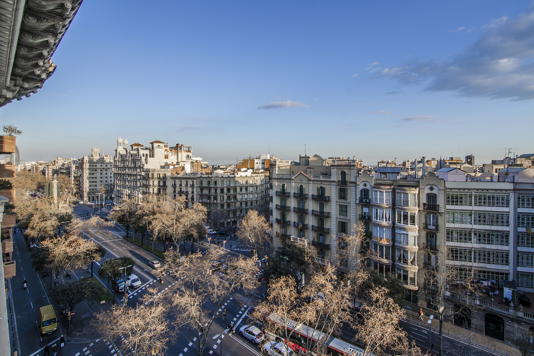 Apartman Dairesi için Satış at High Floor Apartment for Sale in Dreta de l´Eixample Eixample, Barcelona City, Barcelona, 08007 Ispanya