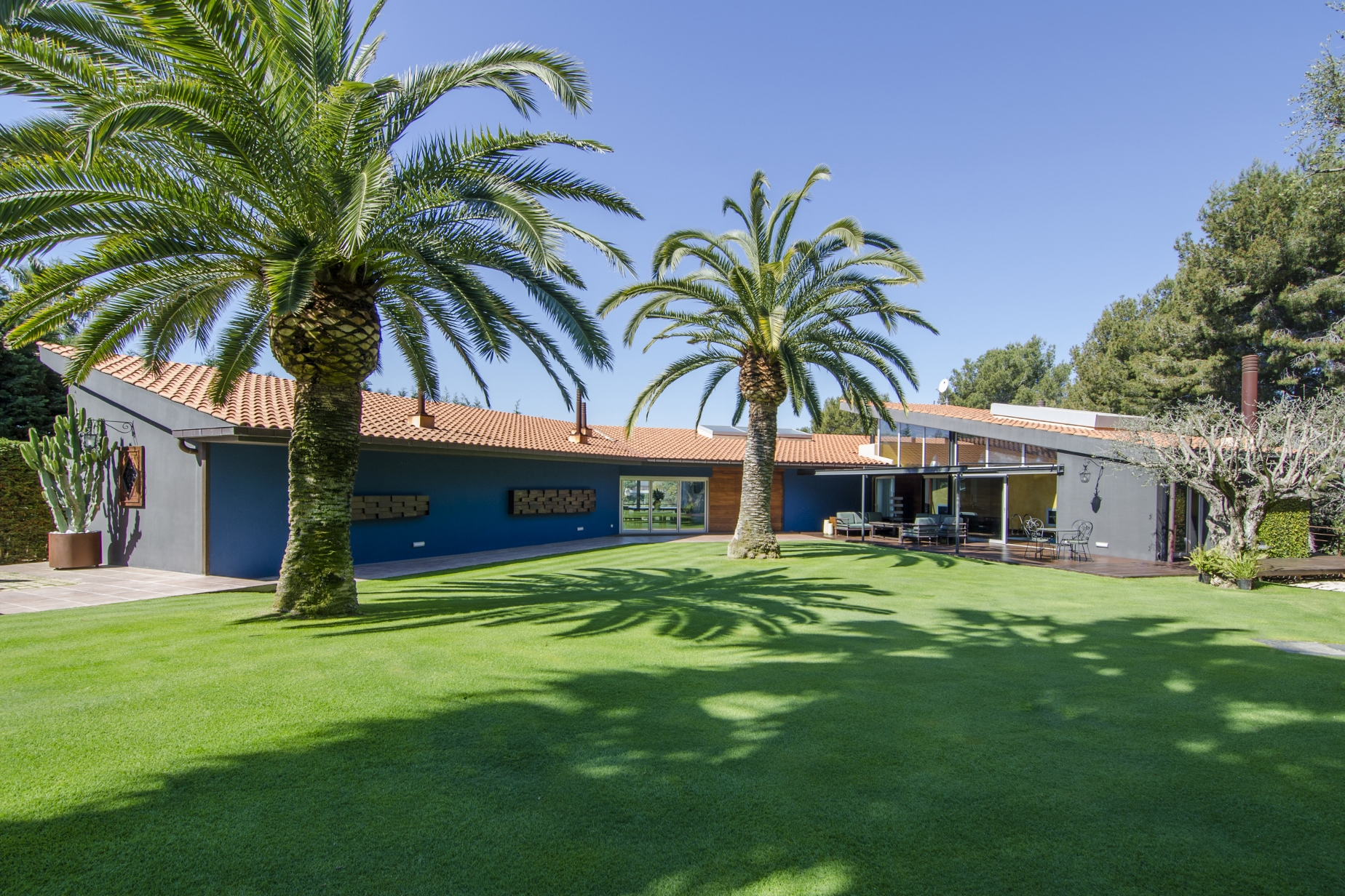 Property For Sale at Artistic and High Tech Maresme Villa