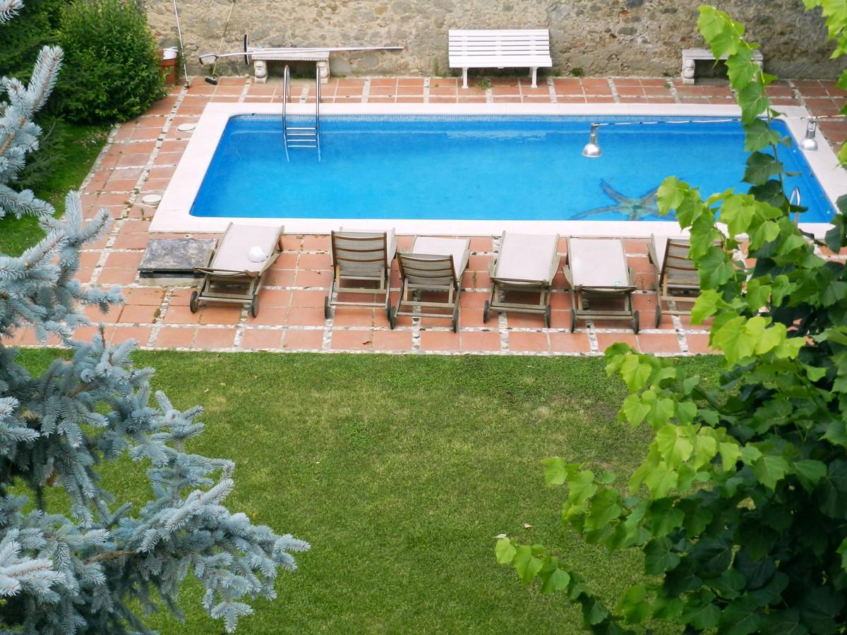 Einfamilienhaus für Verkauf beim Large villa in Maresme Teia, Barcelona 08329 Spanien