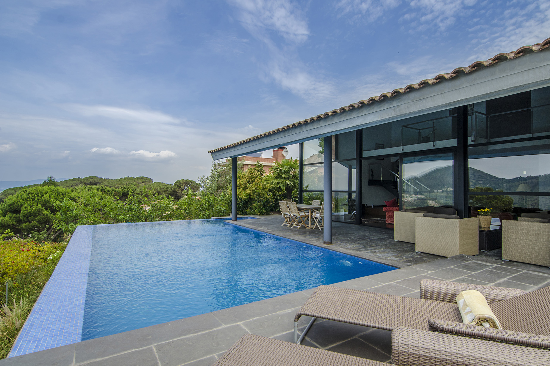 Single Family Home for Sale at A Grand Sanctuary of Luxury for Sale in Vallromanes Other Cities Barcelona North Coast, Barcelona, 08328 Spain