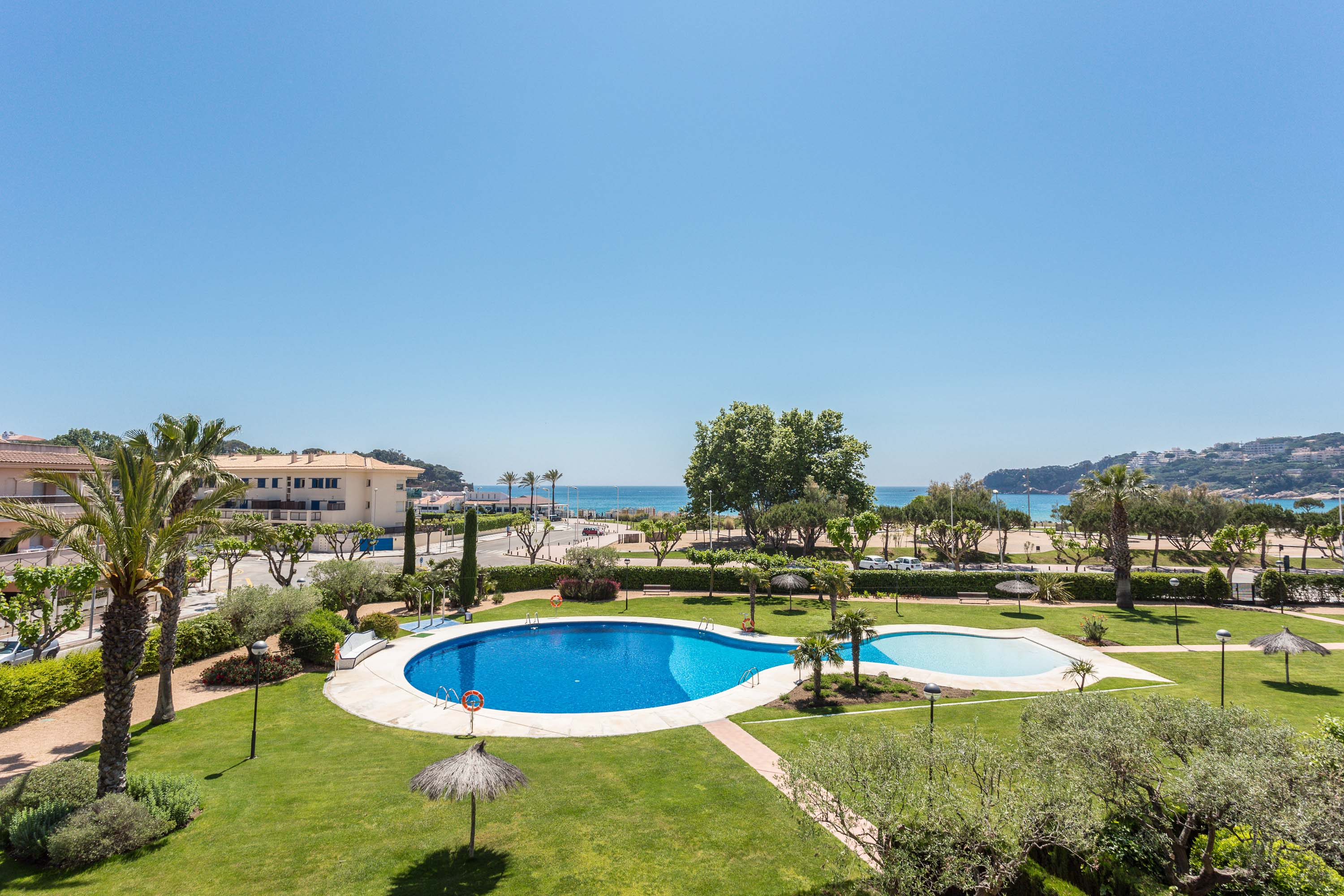 Apartment for Sale at First line apartment in S'Agaro S'Agaro, Costa Brava, 17248 Spain