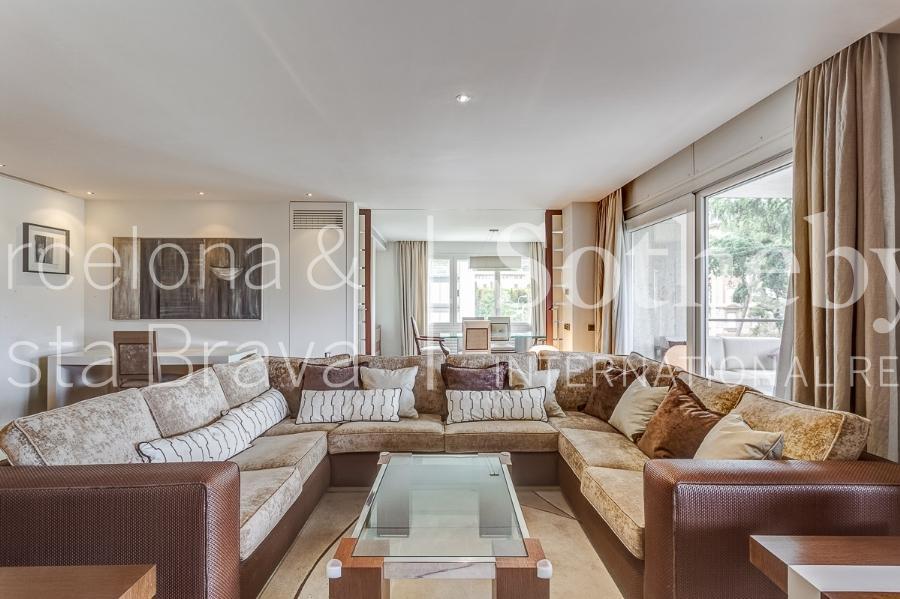 아파트 용 매매 에 Beautiful Apartment on Pedralbes Avenue Zona Alta, Barcelona City, Barcelona 08034 스페인