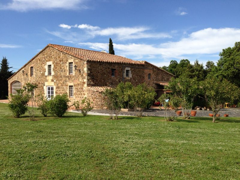 Single Family Home for Sale at Beautiful farmhouse to 10 minutes from the center of Girona Other Cities Baix Emporda, Barcelona 17001 Spain