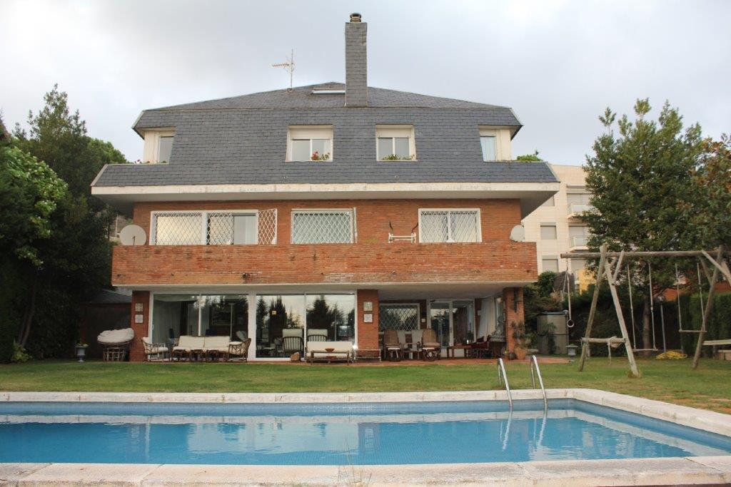 Einfamilienhaus für Verkauf beim The House in the Upper Part of Bonanova Zona Alta, Barcelona City, Barcelona, 08034 Spanien