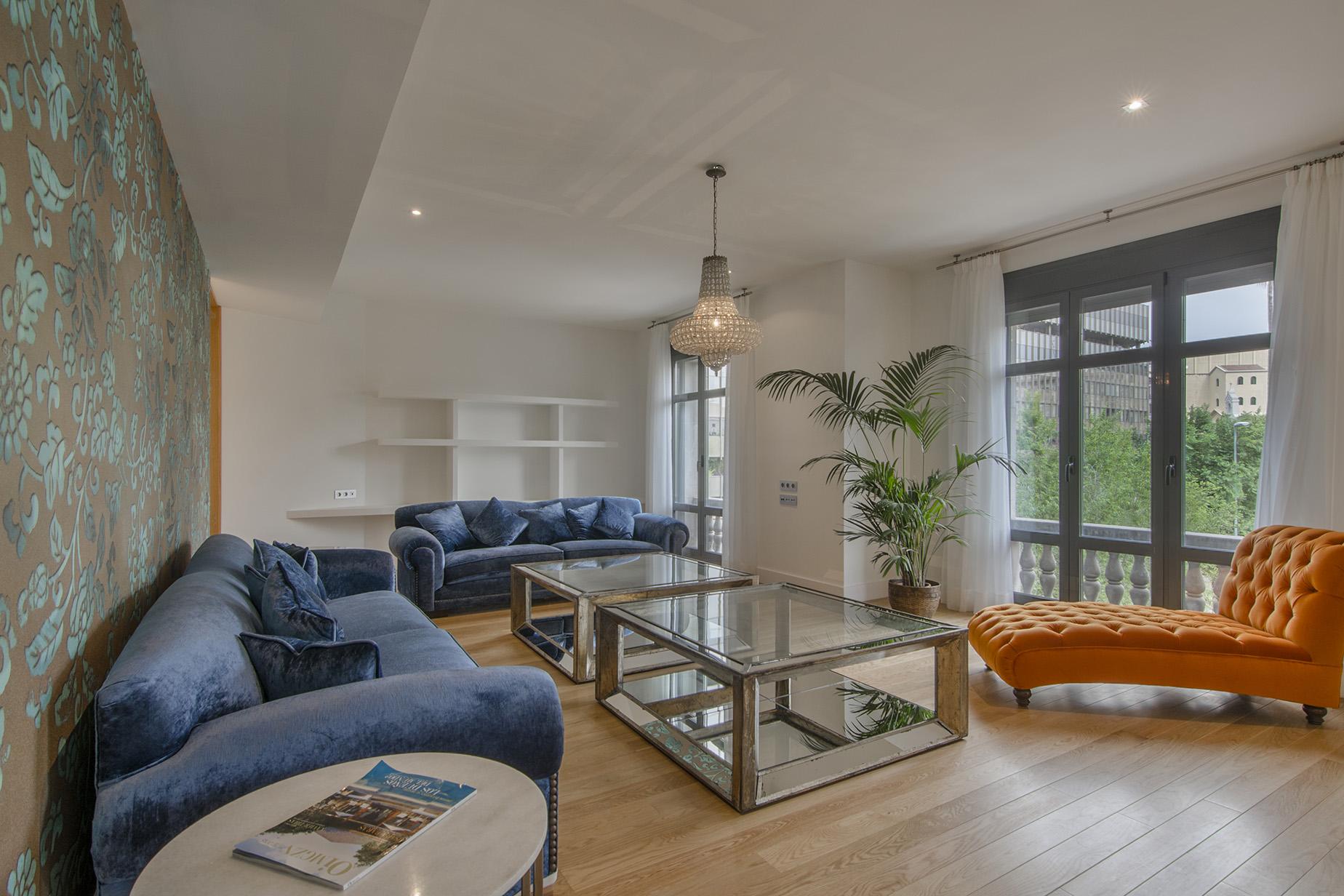 Wohnung für Verkauf beim New apartments in the center of Barcelona with Park View Eixample, Barcelona City, Barcelona 08007 Spanien