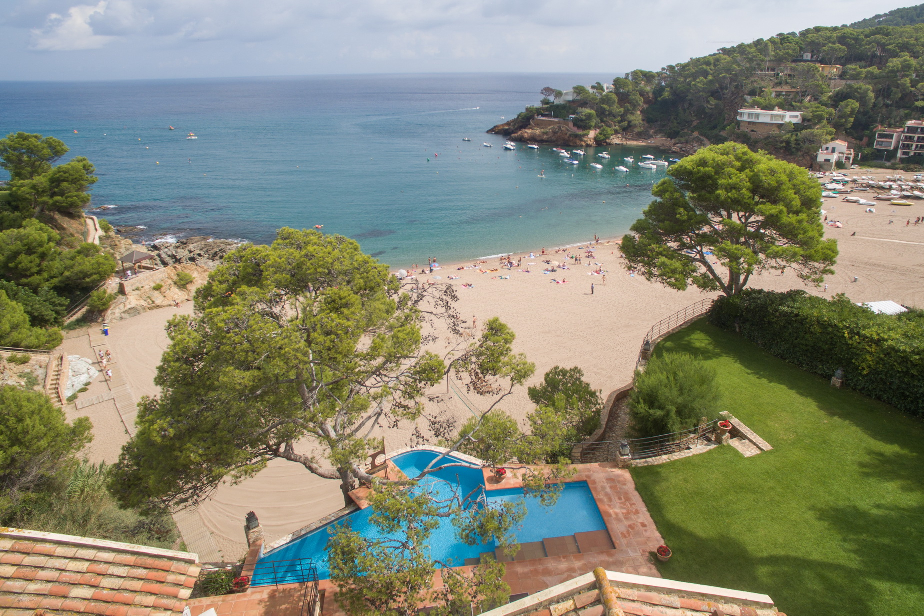 Casa Unifamiliar por un Venta en Large luxury property on the seafront Begur, Costa Brava 17255 España