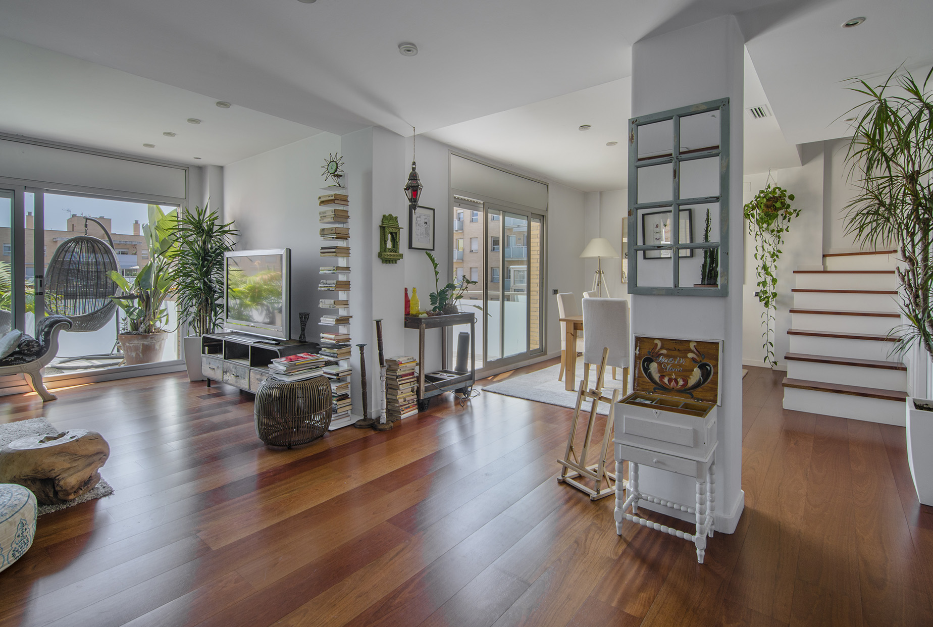 Apartment for Sale at Beautiful Penthouse with Terraces in Vila Olímpica Diagonal Mar, Barcelona City, Barcelona, 08019 Spain