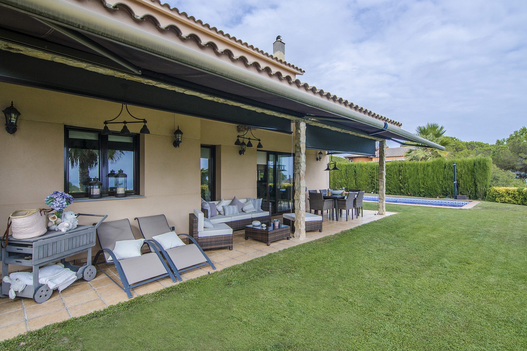 Single Family Home for Sale at To Buy the Perfect Refuge in Cabrils Cabrils, Barcelona, 08348 Spain