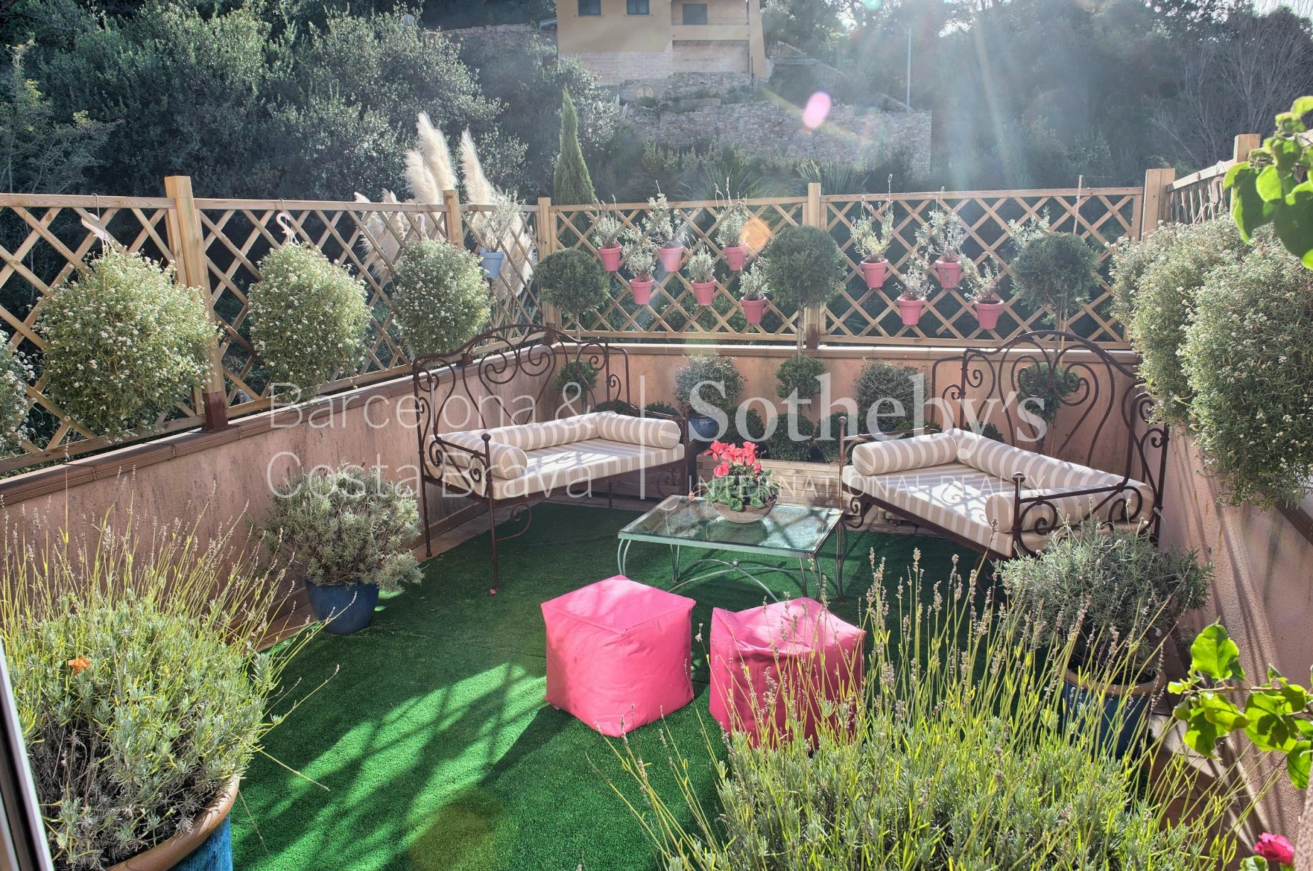 Single Family Home for Sale at Lovely terraced house very near the town centre Begur, Costa Brava 17255 Spain