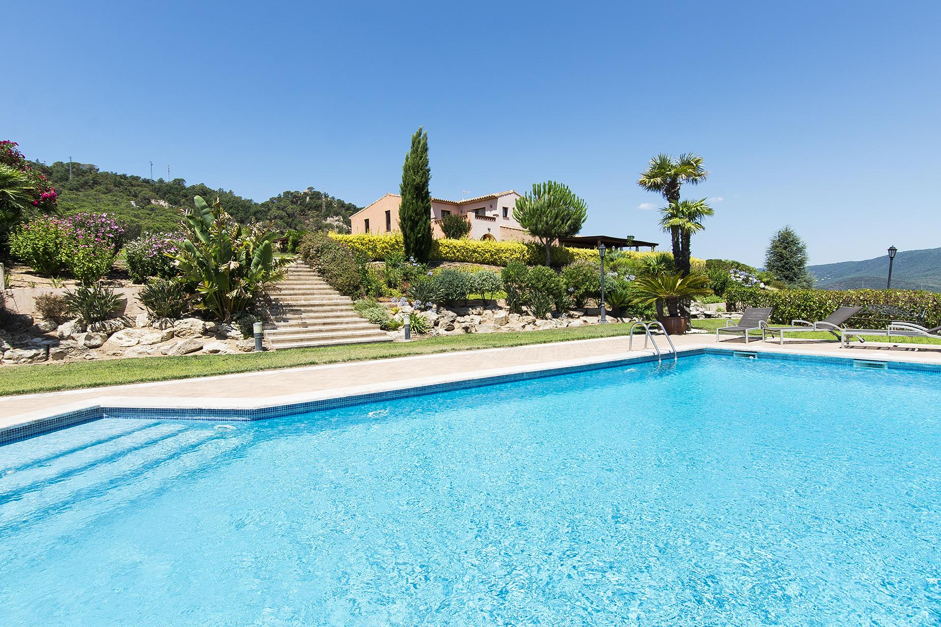 獨棟家庭住宅 為 出售 在 Masia with amazing views Sant Feliu De Guixols, Costa Brava 17220 西班牙