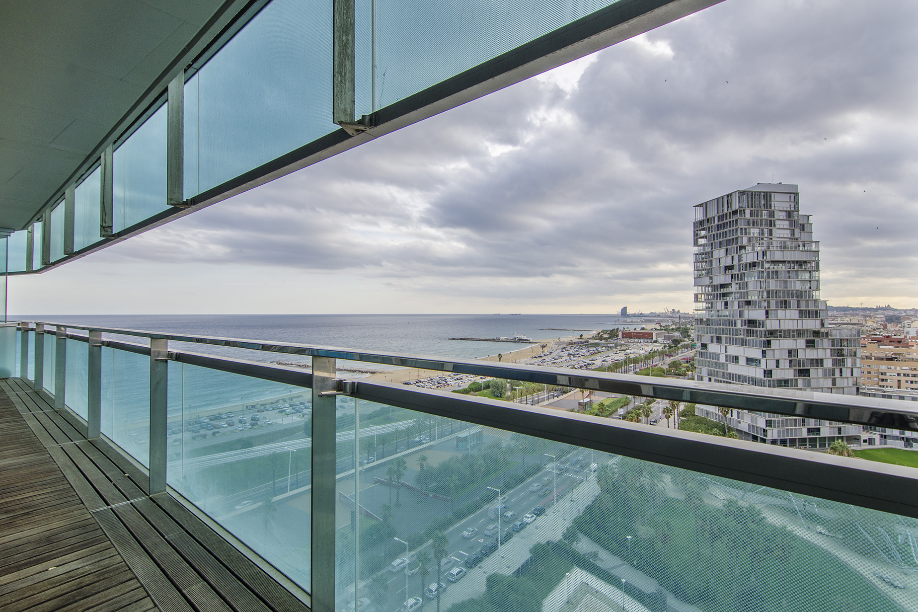 Apartment for Sale at Magnificent Seafront Apartment in Barcelona Barcelona City, Barcelona, 08019 Spain