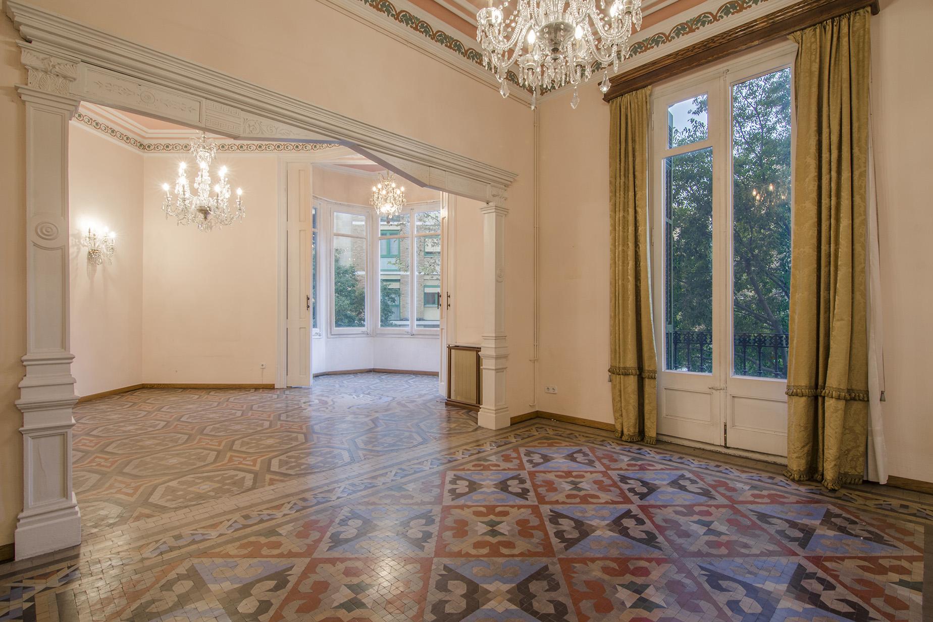 아파트 용 매매 에 Modernist Apartment For Sale in the Right Eixample Eixample, Barcelona City, Barcelona, 08007 스페인