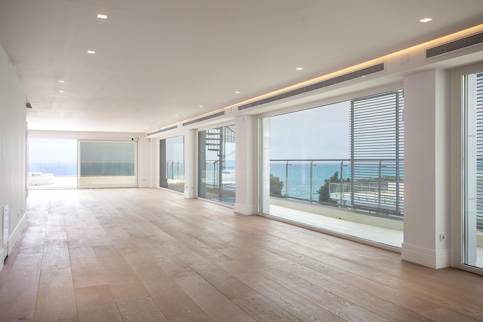 アパート のために 売買 アット Unique seafront penthouse Sant Andreu De Llavaneres, Barcelona, 08392 スペイン