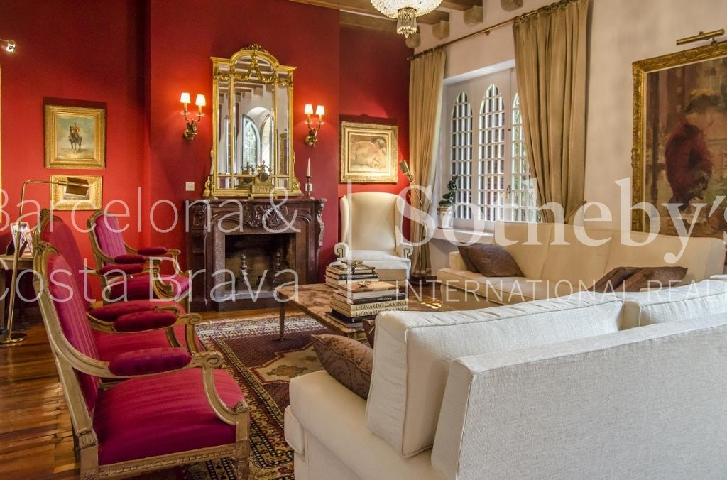 独户住宅 为 销售 在 Elegant and Spacious Home in Pedralbes Zona Alta, Barcelona City, Barcelona 08034 西班牙