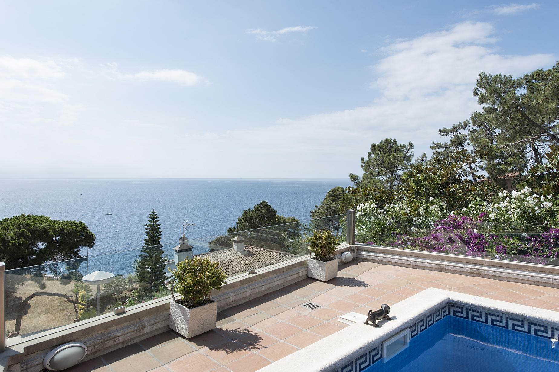 Single Family Home for Sale at Exclusive property in a privileged area 50 m from the sea and a few steps fr ... Lloret De Mar, Costa Brava, 17310 Spain