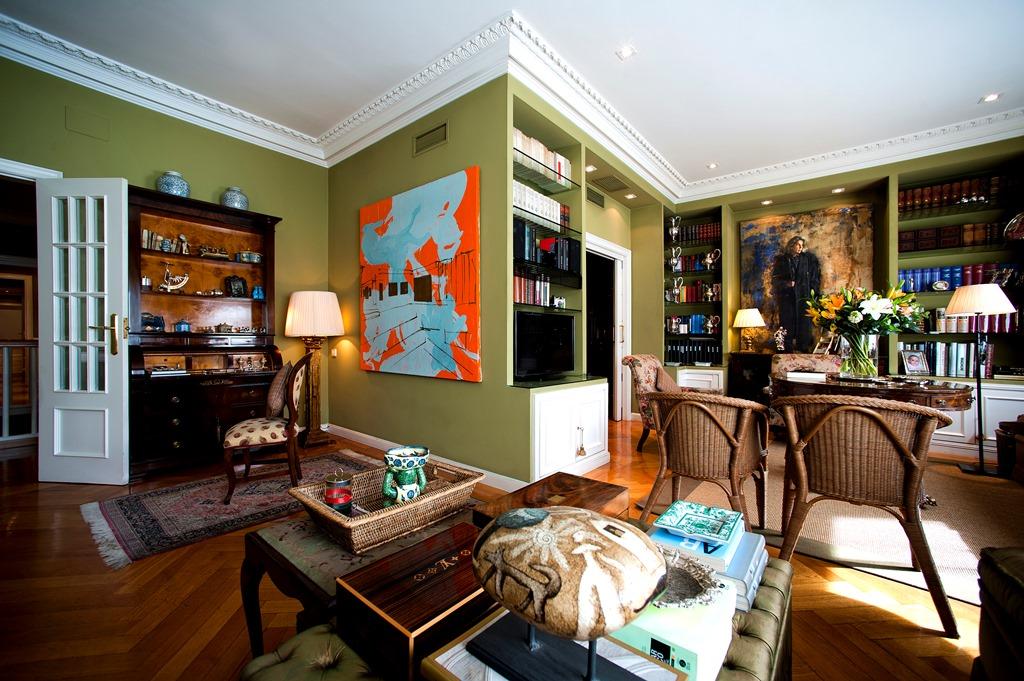 Apartment for Sale at Classic Duplex Apartment on Avenida Diagonal Eixample, Barcelona City, Barcelona 08007 Spain
