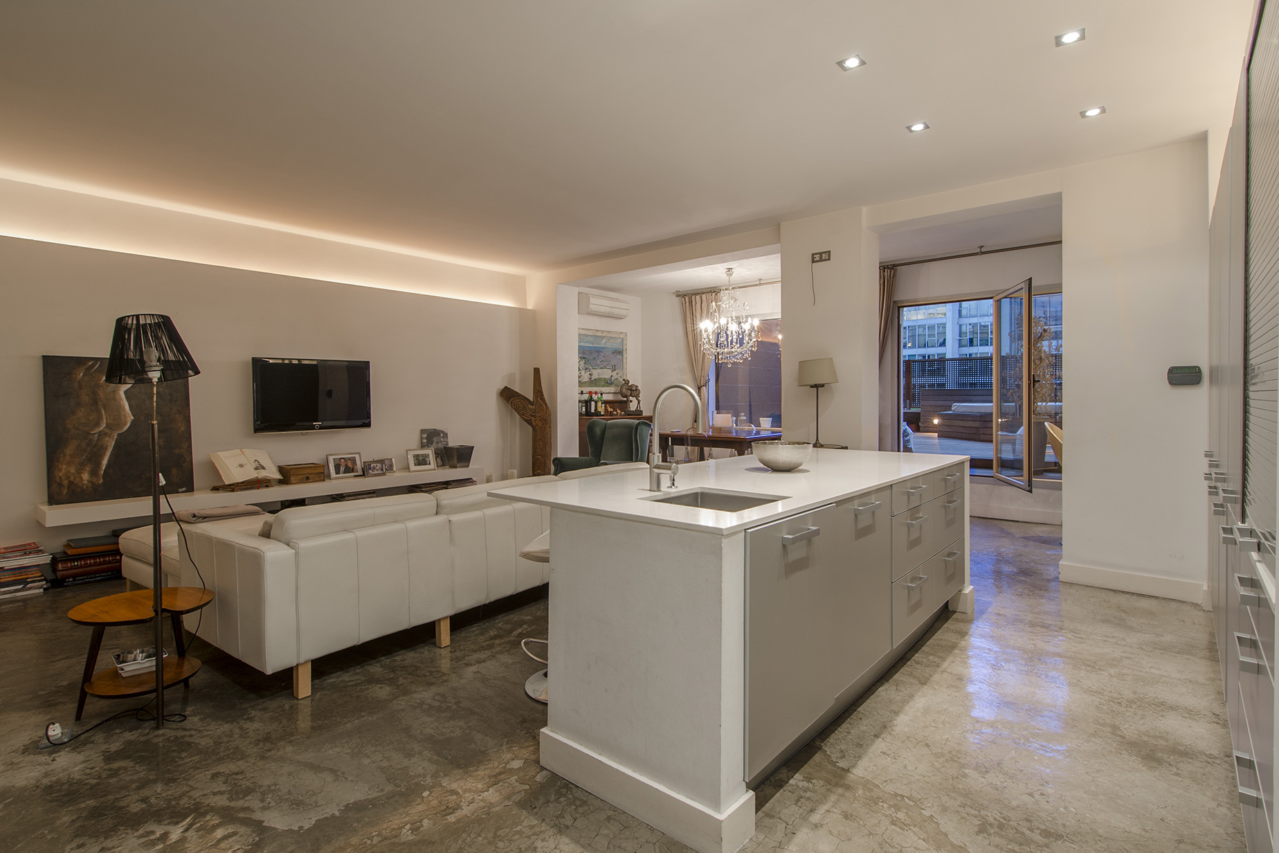 Apartment for Sale at Very Modern Apartment on the Right Side of l'Eixample Eixample, Barcelona City, Barcelona, 08007 Spain