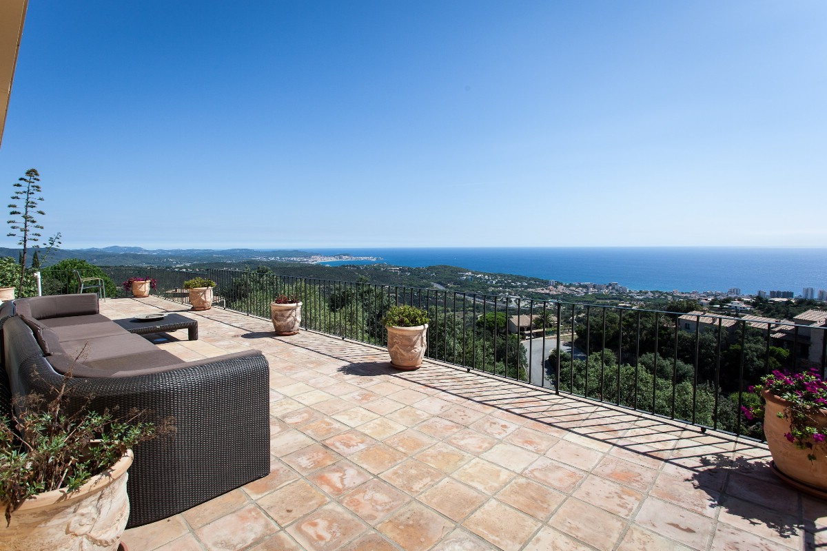 Vivienda unifamiliar por un Venta en House with stunning sea views Playa De Aro, Costa Brava, 17250 España